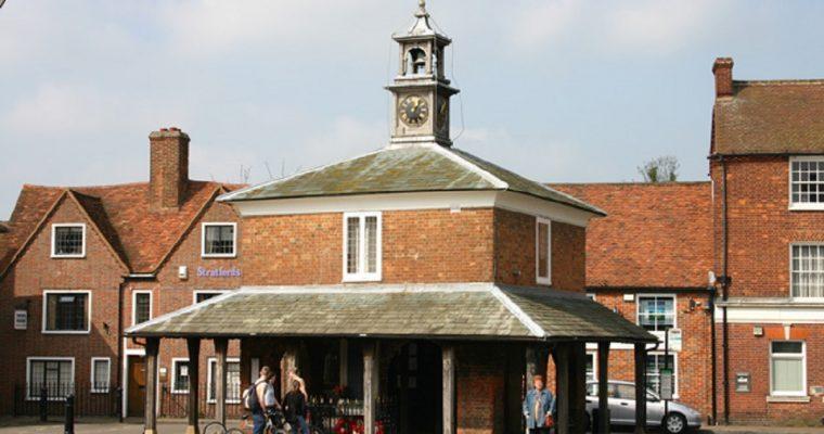 Princes Risborough and surrounding villages