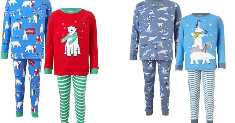 Christmas Eve Pyjamas – Our Top picks