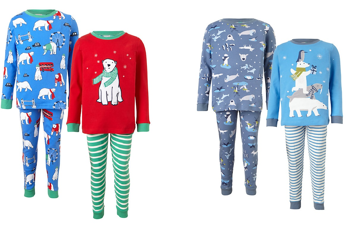 Christmas Eve Pyjamas – Our Top picks