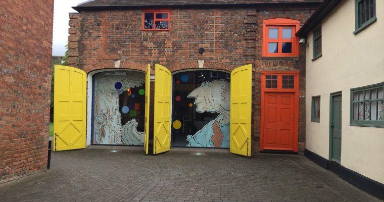 Roald Dahl Children's Gallery, Aylesbury, Bucks