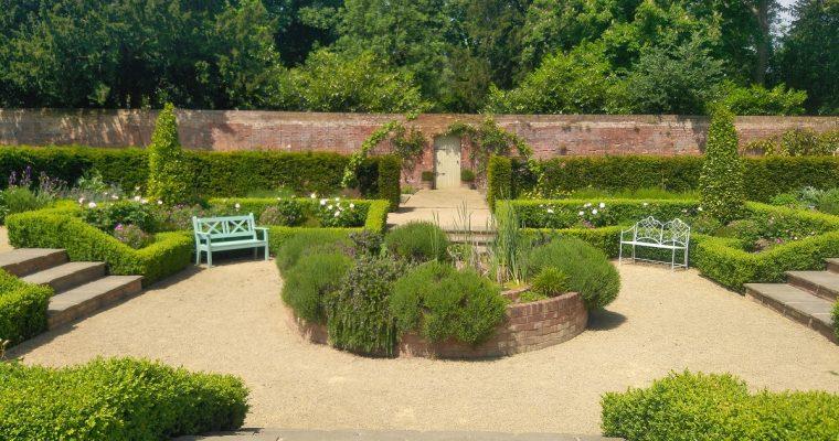 Dorney Court Kitchen Garden, Dorney