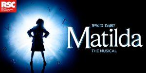 Matilda the musical Milton Keynes Theatre