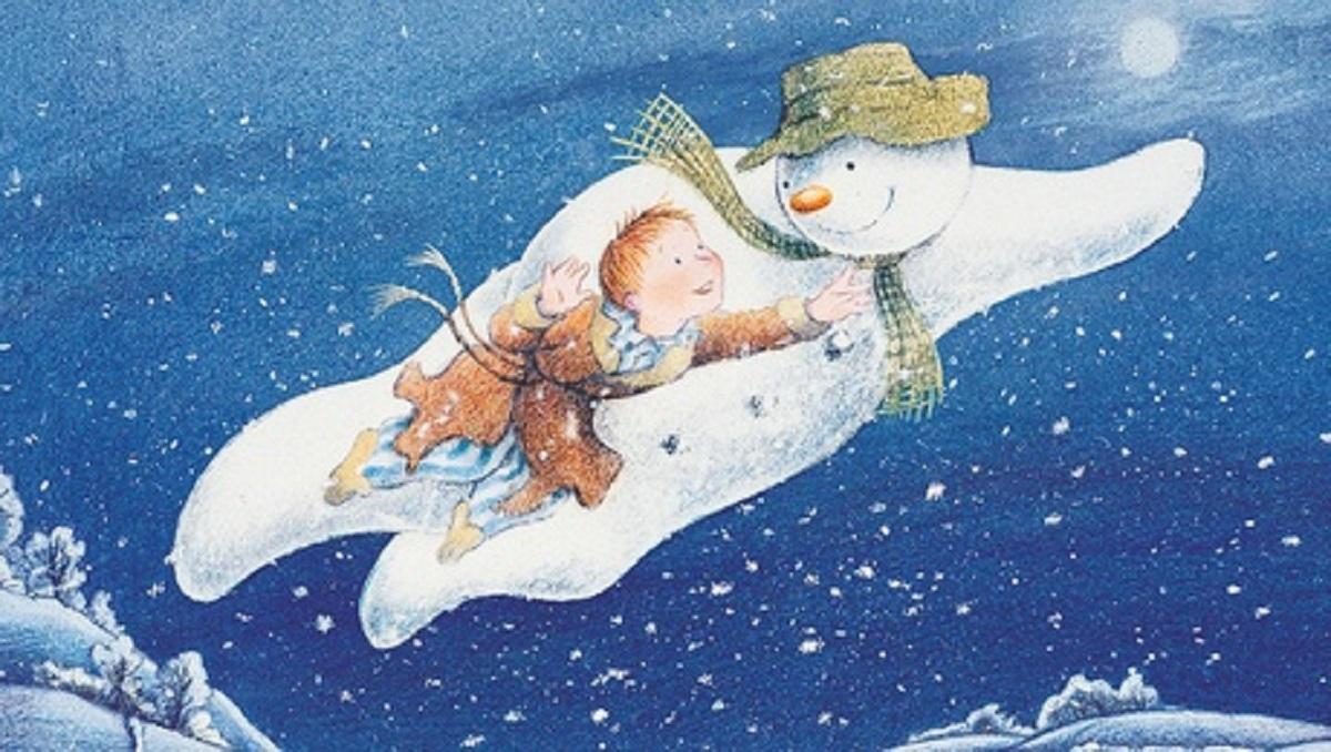 The Snowman at Milton Keynes Theatre