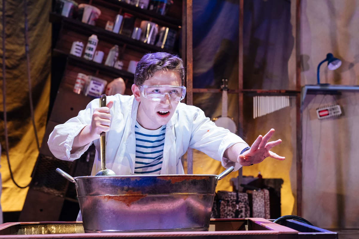Our Review of George's Marvellous Medicine