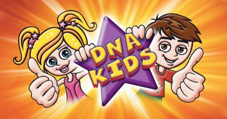 DNA Kids – Children's Party Entertainers
