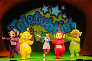 Teletubbies Live at Aylesbury Waterside Theatre