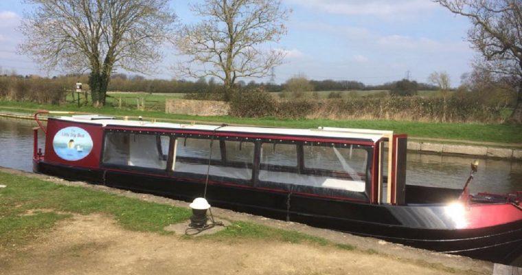 The Little Trip Boat, Aylesbury Basin
