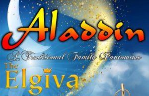 Aladdin Elgiva Theatre