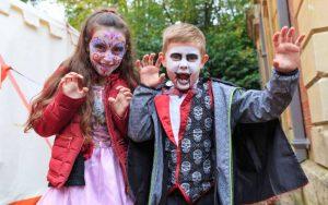 Horrible Halloween a Waddesdon Manor