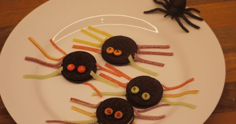 Easy Halloween recipes to do with the kids