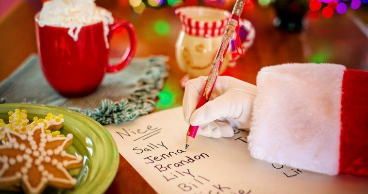 Meet Santa this Christmas in Bucks 2018