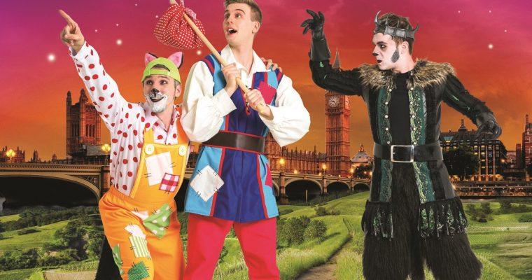 Dick Whittington Review, The Kenton Theatre