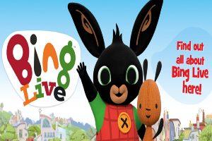 Bing Live Wycombe Swan Theatre Buckinghamshire 5 & 6 January 2019