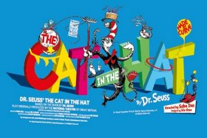 Cat in the Hat Aylesbury Waterside Theatre 2019
