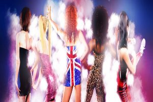 Wannabe spice girls wycombe swan march 2019