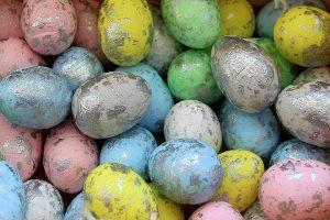Easter egg hunt and trail hughenden manor april 2019