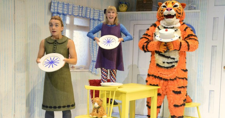 The Tiger who came to Tea at Aylesbury Waterside