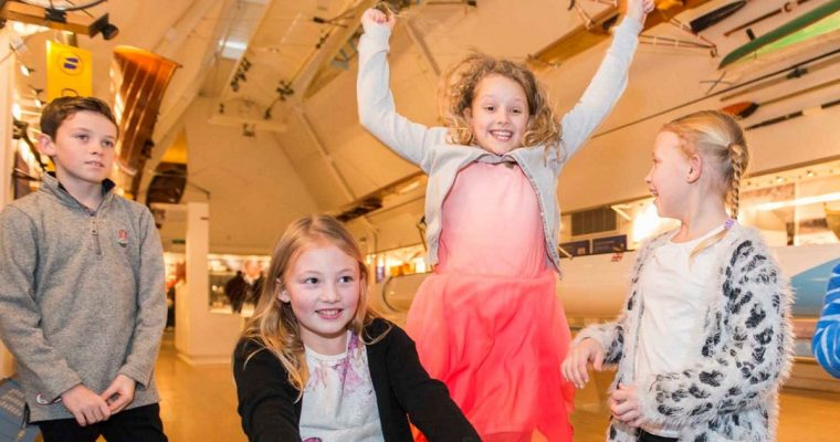 A world of wonder this half term at the River & Rowing Museum