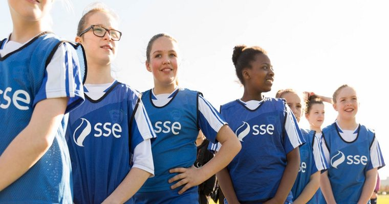 SSE Wildcats – Girls Football Sessions